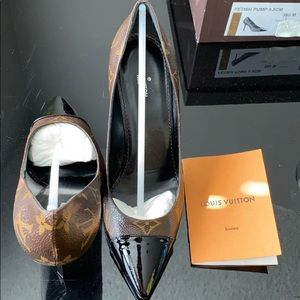 Louis Vuitton Fetish 9.5 cm pump